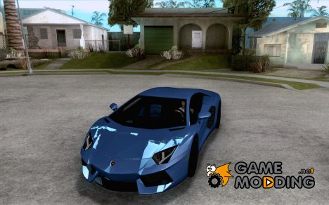 Lamborghini Aventador LP700-4 2011 for GTA San Andreas