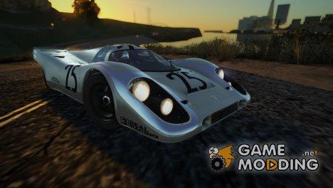 1970 Porsche 917K for GTA San Andreas