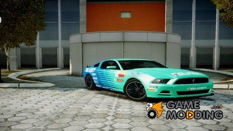 2013 Ford Mustang Boss 302 для GTA 4