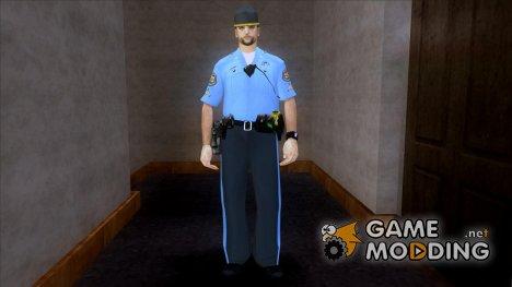 Missouri Highway Patrol Skin 2 for GTA San Andreas