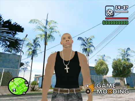 Вин Дизель for GTA San Andreas