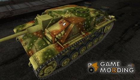 StuG III 10 для World of Tanks