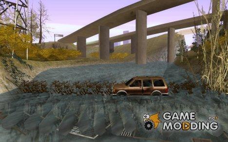 Переправа v1.0 for GTA San Andreas