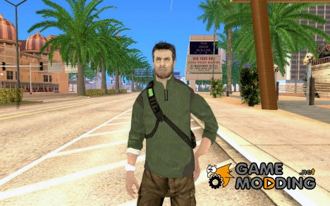 Сэм Фишер из Splinter Cell Conviction for GTA San Andreas