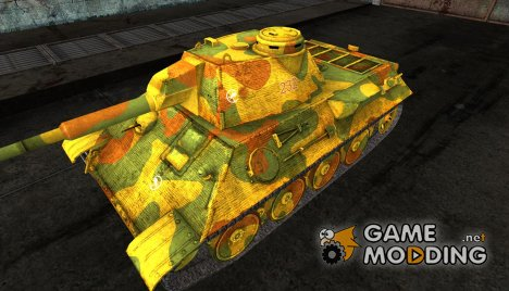 VK3002DB Gesar 2 для World of Tanks