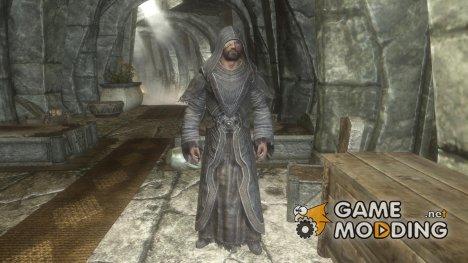 Wearable Greybeards Robes for TES V Skyrim