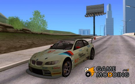 BMW M3 GT2 v2 for GTA San Andreas