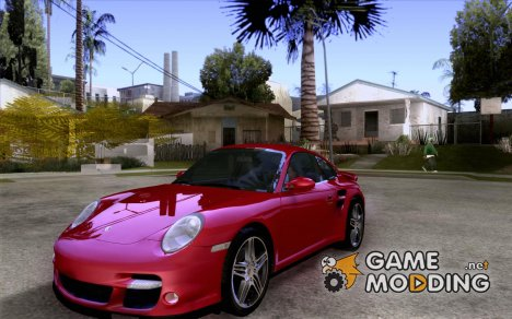 Porsche 911 (997) Turbo v3.0 for GTA San Andreas
