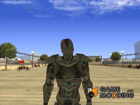 Cyber Ninja MK9 для GTA San Andreas