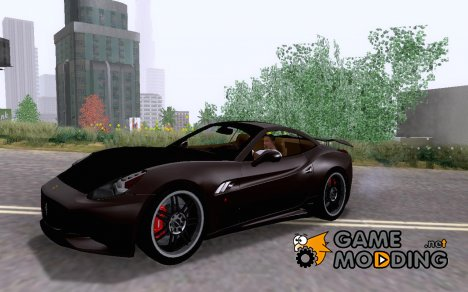 Ferrari California for GTA San Andreas
