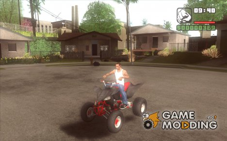 Yamaha YFZ450 for GTA San Andreas