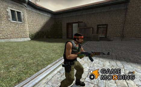 RASTA GUERILLA для Counter-Strike Source