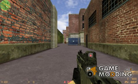 CadeOpreto Kriss SV Hacked для Counter-Strike 1.6