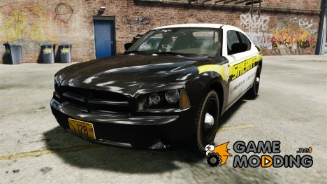 Dodge Charger Slicktop 2010 для GTA 4