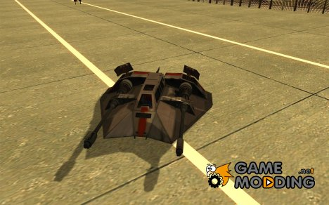 T-47 Snowspeeder for GTA San Andreas