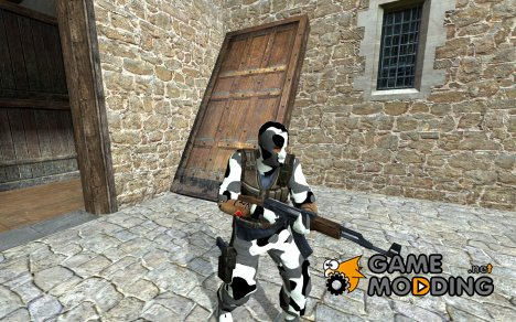 camo anarchist for Counter-Strike Source