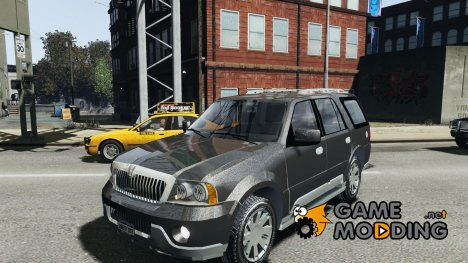 Lincoln Navigator 2004 for GTA 4