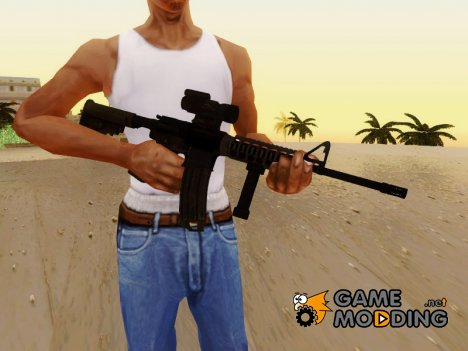 M4 Aimpoint Sight для GTA San Andreas