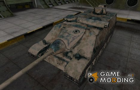 Французкий скин для AMX AC Mle. 1948 для World of Tanks