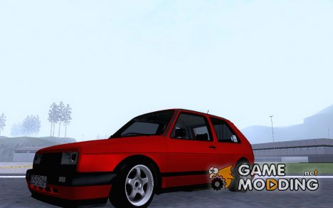 VW Golf MK2 for GTA San Andreas