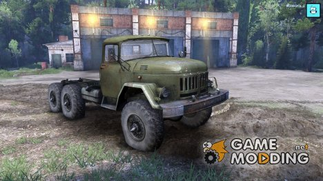 ЗиЛ 131 v.2 for Spintires 2014