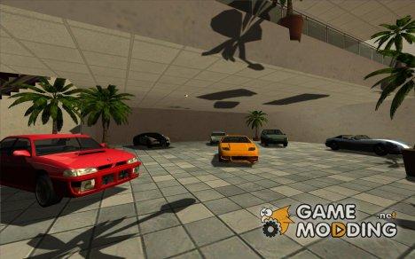 Больше машин в автосалоне в Догерти для GTA San Andreas