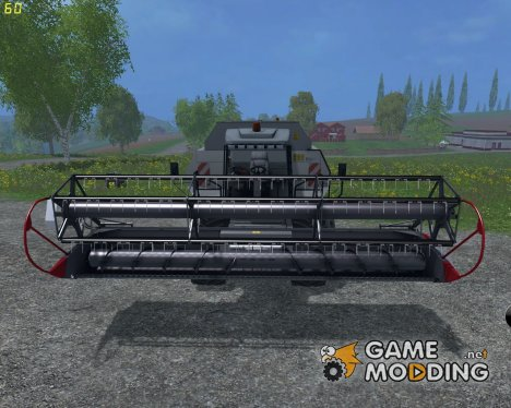 Вектор 410 для Farming Simulator 2015