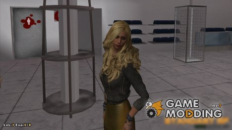 Fabiana for GTA San Andreas