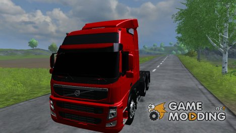 Volvo Fm 370 for Farming Simulator 2013