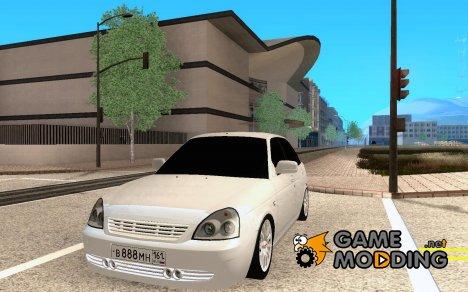 ВАЗ Приора 2172 для GTA San Andreas