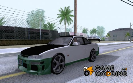 Nissan 200sx tuning for GTA San Andreas