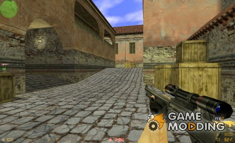 Hacked Xm1014 V2 для Counter-Strike 1.6