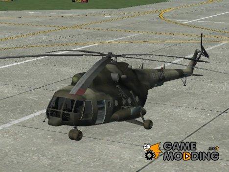 Пак вертолётов от ZeroNix`а для GTA San Andreas