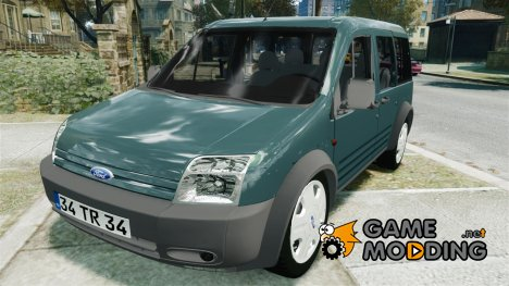 Ford Transit Connect для GTA 4