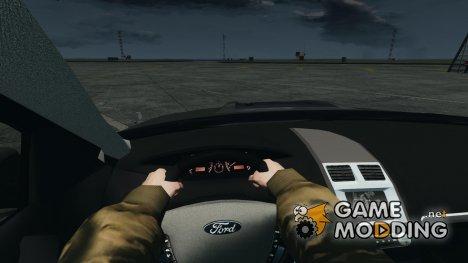 Вид от первого лица for GTA 4