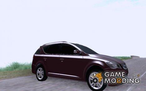Kia Ceed SW для GTA San Andreas