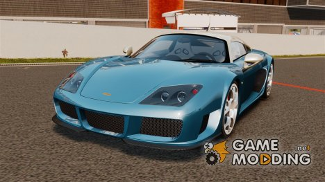 Noble M600 Bicolore 2010 for GTA 4