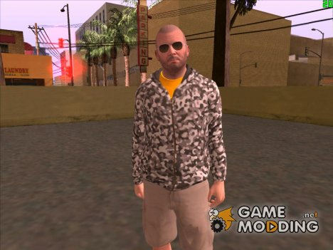 Michael De Santa GTA V for GTA San Andreas
