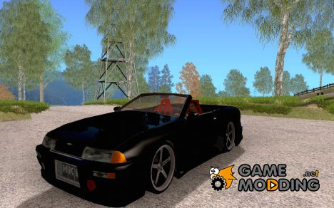Кабриолет Elegy for GTA San Andreas