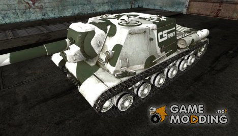 ИСУ-152 Xperia for World of Tanks