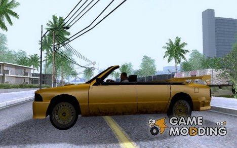 Такси Кабриолет for GTA San Andreas