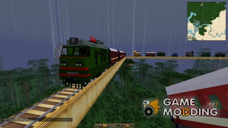 Traincraft for Minecraft