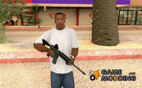 M4A1 Holosight for GTA San Andreas