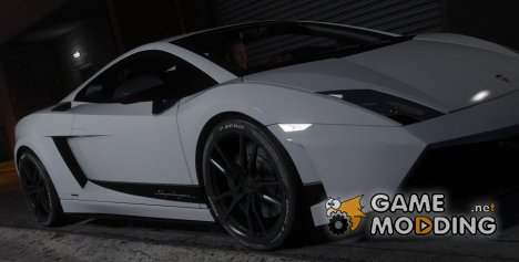 Lamborghini Gallardo LP 570-4'11 Superleggera for GTA 5