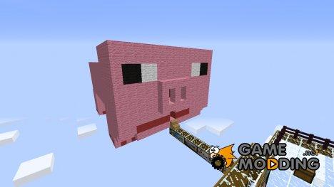 Гигантская свинья v.2.0 для Minecraft