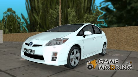 Toyota Prius 2011 для GTA Vice City