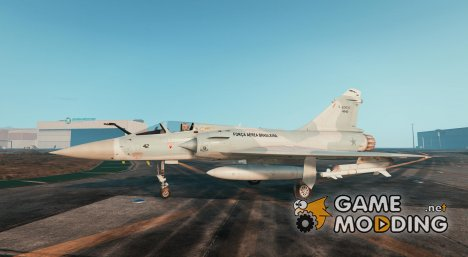 Dassault Mirage 2000-C FAB for GTA 5