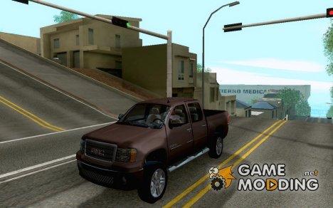 2011 GMC Sierra Denali для GTA San Andreas