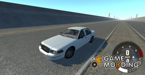 Ford Crown Victoria 1999 v2.0 for BeamNG.Drive