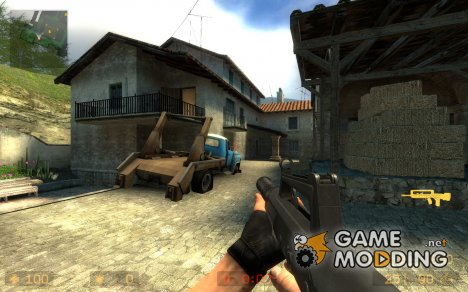 china QCW-05 для Counter-Strike Source